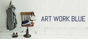 ART WORK BLUE