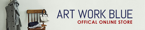 公式通販サイト アートワークブルー